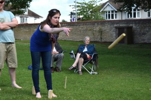 Click on the photo to see the photos and video of Kubb In The Park
